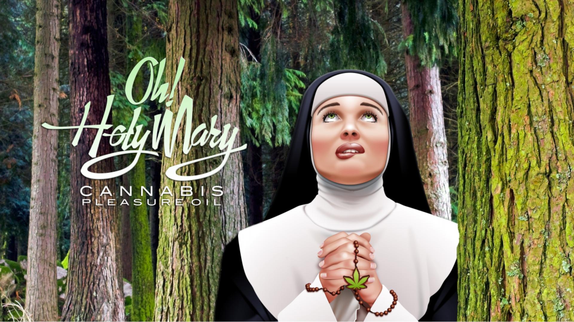 Oh!Holy Mary